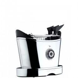 Toster VOLO czarny w kryształach swarovskiego