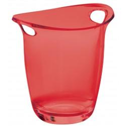 GLAMOUR cooler czerwony