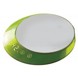 GLAMOUR waga elektroniczna zielona