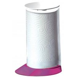 GLAMOUR stojak na ręczniki papierowe fioletowy