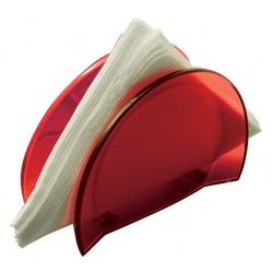 GLAMOUR serwetnik czerwony